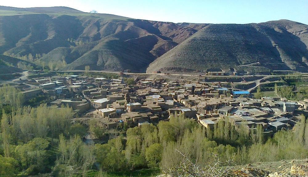 روستای اسماعیل آباد کرج